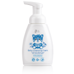 Vitamama BABY. Baby Cleansing foam made with Siberian pine and chamomile water