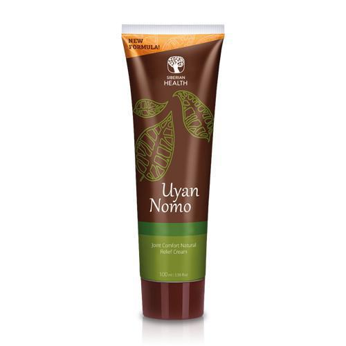 Siberian Pure Herbs Collection. UYAN NOMO Joint Comfort Natural Relief Cream, 100 ml 402579