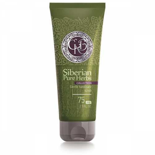 Siberian Pure Herbs Collection. Gentle Hand Care Scrub 401776