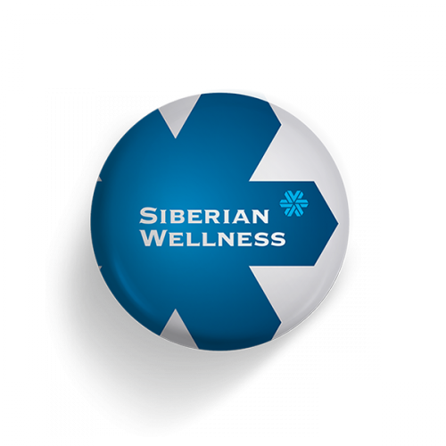 Siberian Wellness Pin 106740