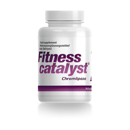 Complément alimentaire bio Fitness Catalyst. Chromlipaza, 60 gélules 500004