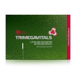 Complément alimentaire bio Trimegavitals. Lutein and Zeaxanthin Superconcentrate, 30 gélules