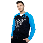 Siberian Super Team sweatshirt for men (color: darkblue, size: L)