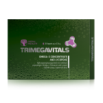 БАД Trimegavitals. Omega-3 concentrate and lycopene, 30 капсул