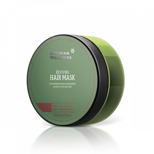Siberian Wellness. Reviving Hair Mask, 150 ml 405818