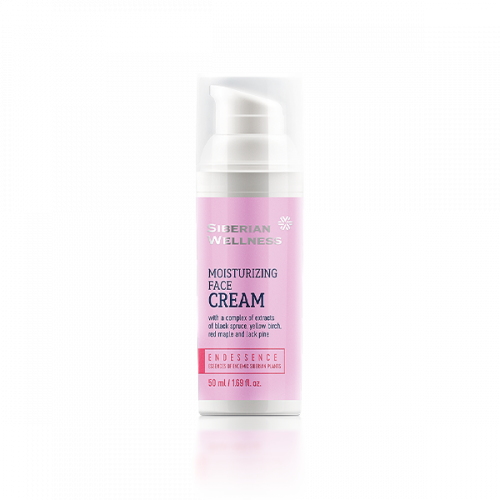 Siberian Wellness. Creme facial hidratante, 50 ml 404777