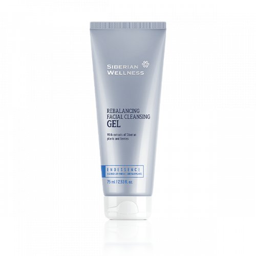 Siberian Wellness. Rebalancing Facial Cleansing Gel, 75 ml 411565