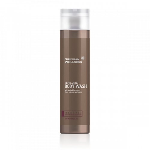 Siberian Wellness. Refreshing Body Wash, 250 ml 410274