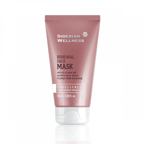 Siberian Wellness. Renewal Face Mask, 50 ml 411573