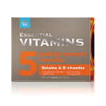 БАД Essential Vitamins. Betaine & B-vitamins, 30 капсул