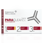 Food supplement Paracleanse, Formule 1, 2, 3 (Trigelm), 90 capsules + 200 g